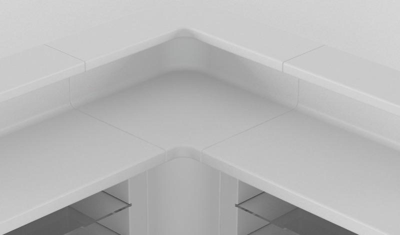 Led bar huren slide design break corner lounge zo - Werkblad eindigen ...