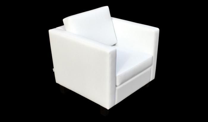 Witte Design Fauteuil.Witte Design Fauteuil Huren Lounge Zo