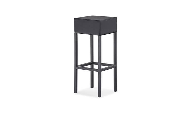 Zwarte Design barkruk