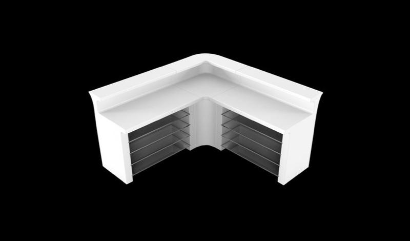 Design Beursbalie LED Verlichting Huren | Lounge & Zo