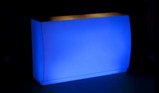 Design LED DJ Booth Huren: Vondom