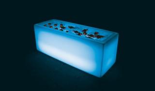 LED Verlichte IJsbak Huren: Cube 120