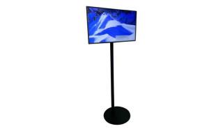 Flatscreen TV Hoog Statief Huren: 43 Inch