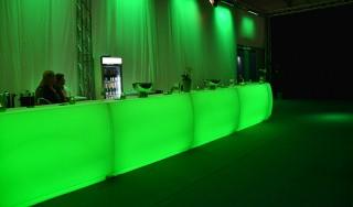 Rechte LED Bar Huren: Vondom Fiesta